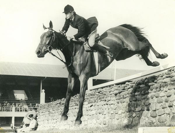 RDS_horseshow_Iris Kellett and Short Lessons_1956.tif