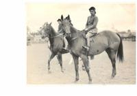 RDS_horseshow_Iris Kellett at Mespil Road Stables_1940.tif